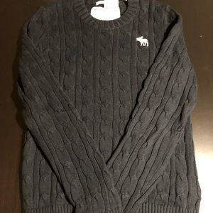 A&F Crew-Neck Sweater